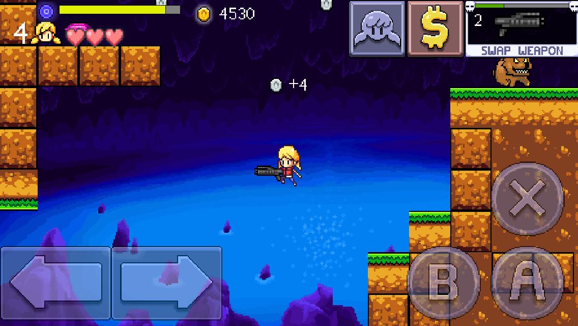 的にの洞窟2 androidアプリスクリーンショット2