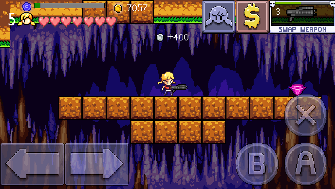 的にの洞窟2 androidアプリスクリーンショット3