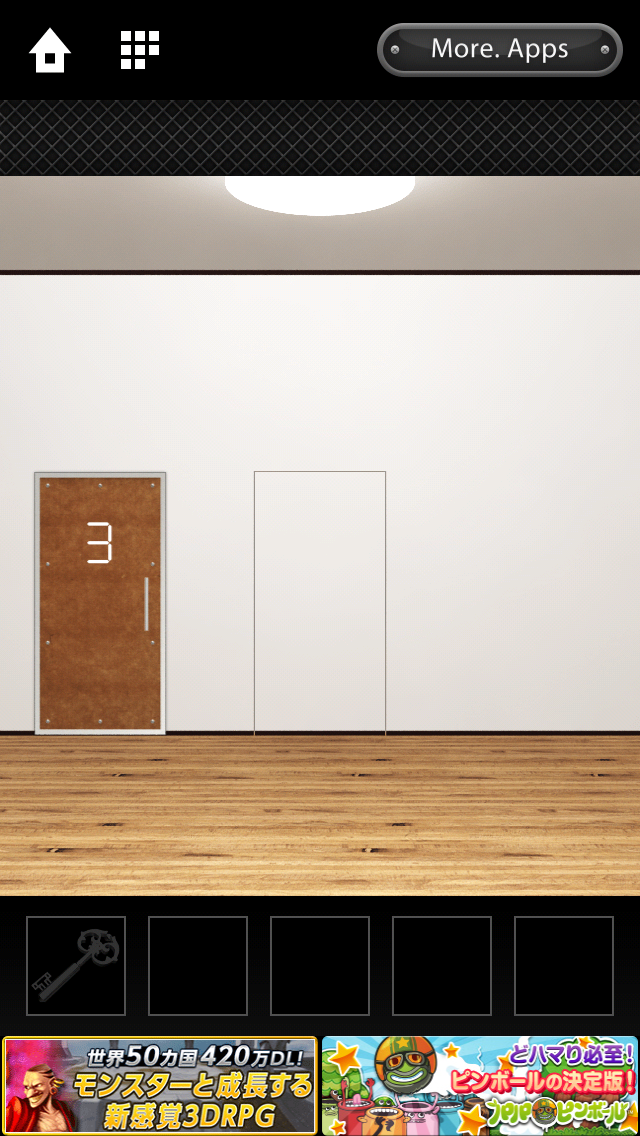 androidアプリ DOOORS4攻略スクリーンショット2