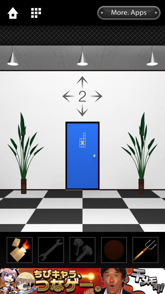 androidアプリ DOOORS4攻略スクリーンショット3