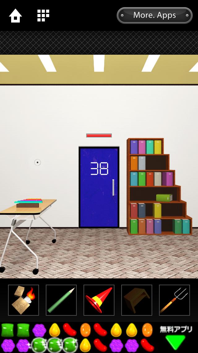androidアプリ DOOORS4攻略スクリーンショット6