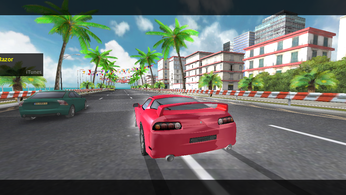 Rush Horizon androidアプリスクリーンショット1