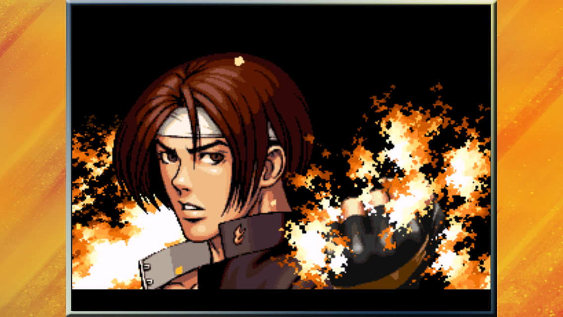 androidアプリ THE KING OF FIGHTERS '98攻略スクリーンショット3