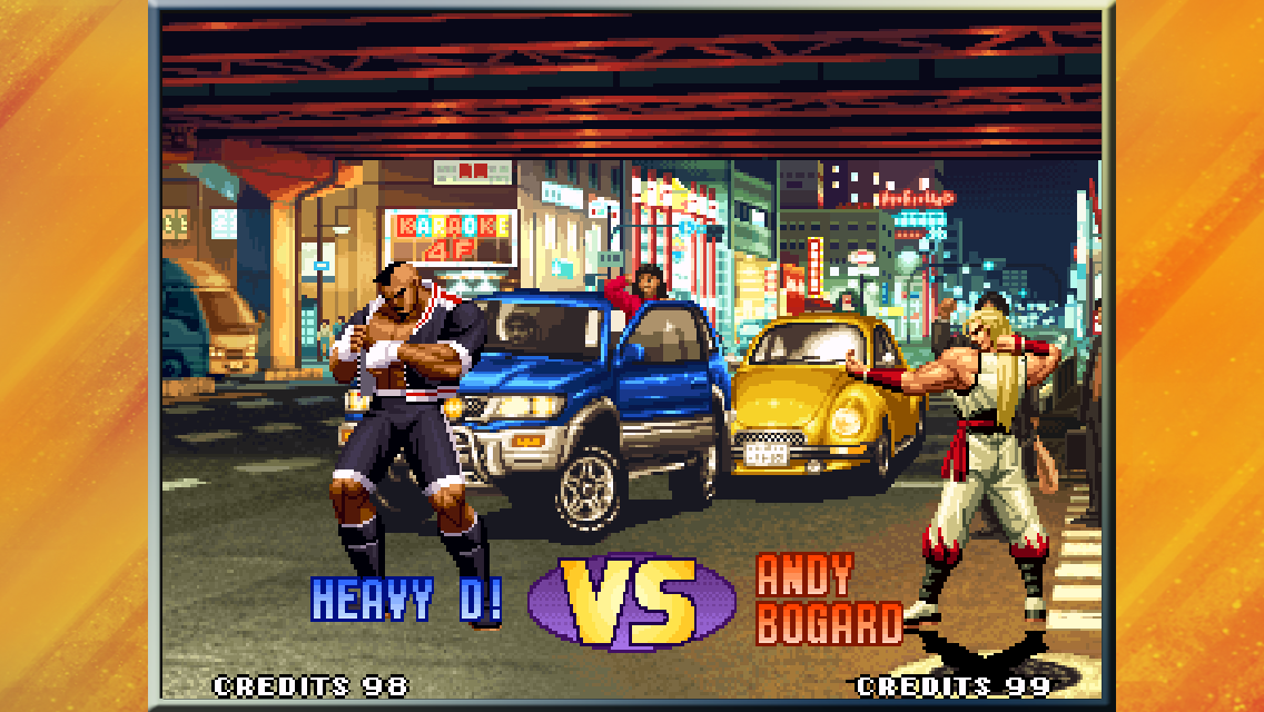 androidアプリ THE KING OF FIGHTERS '98攻略スクリーンショット5