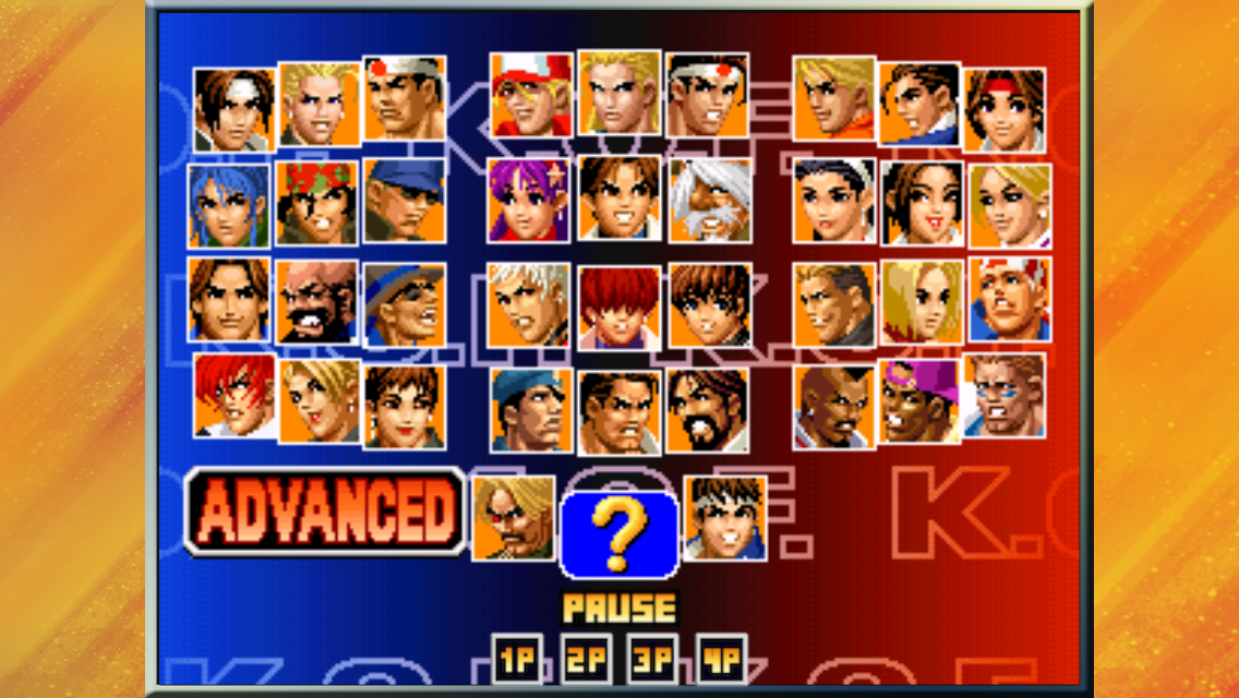 THE KING OF FIGHTERS '98 androidアプリスクリーンショット1