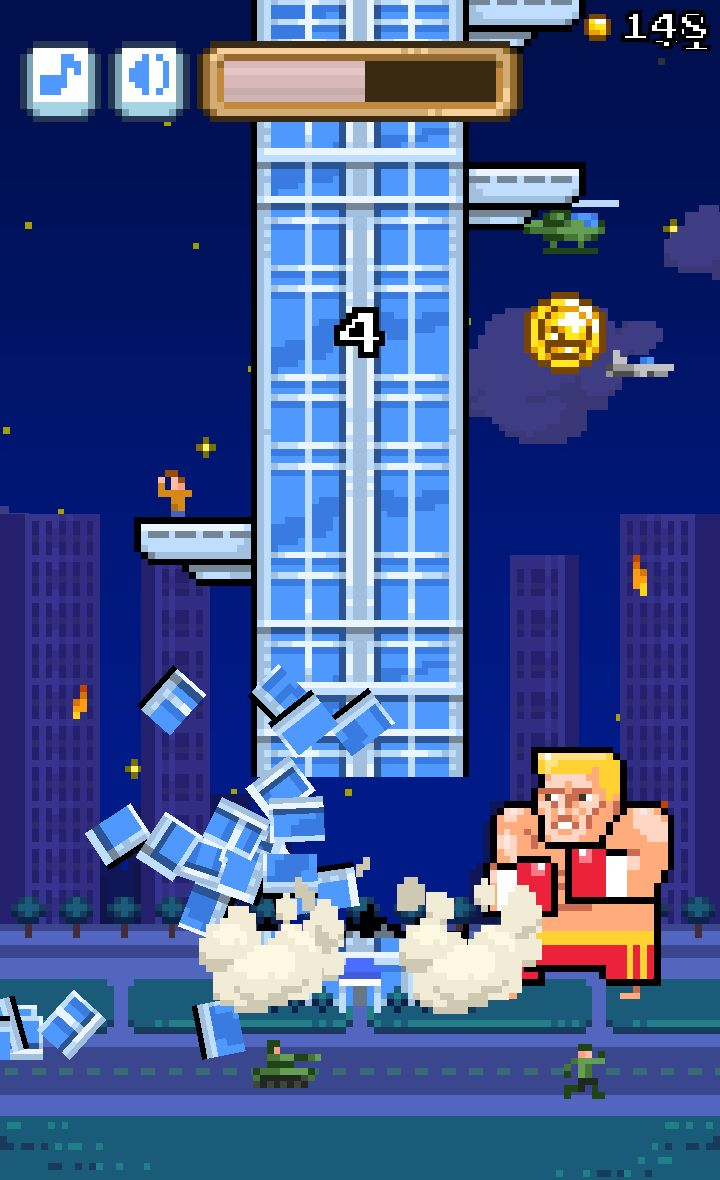 Tower Boxing androidアプリスクリーンショット1