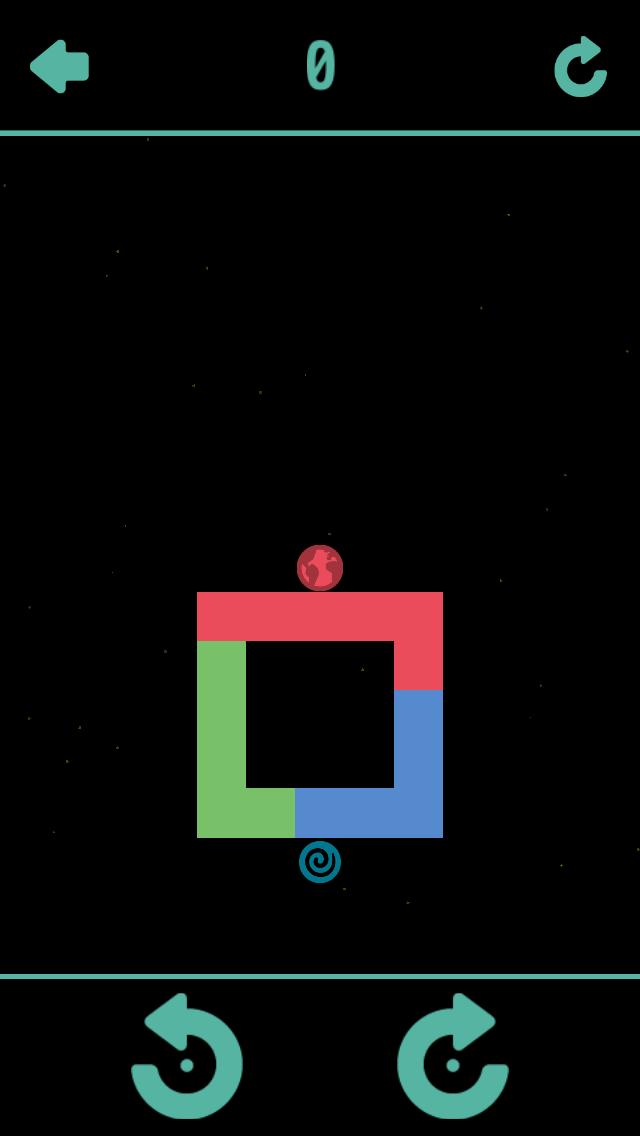 重力迷路 androidアプリスクリーンショット1