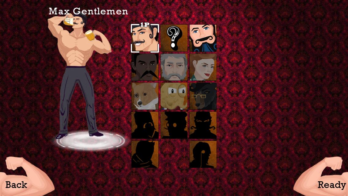 Max Gentlemen androidアプリスクリーンショット2