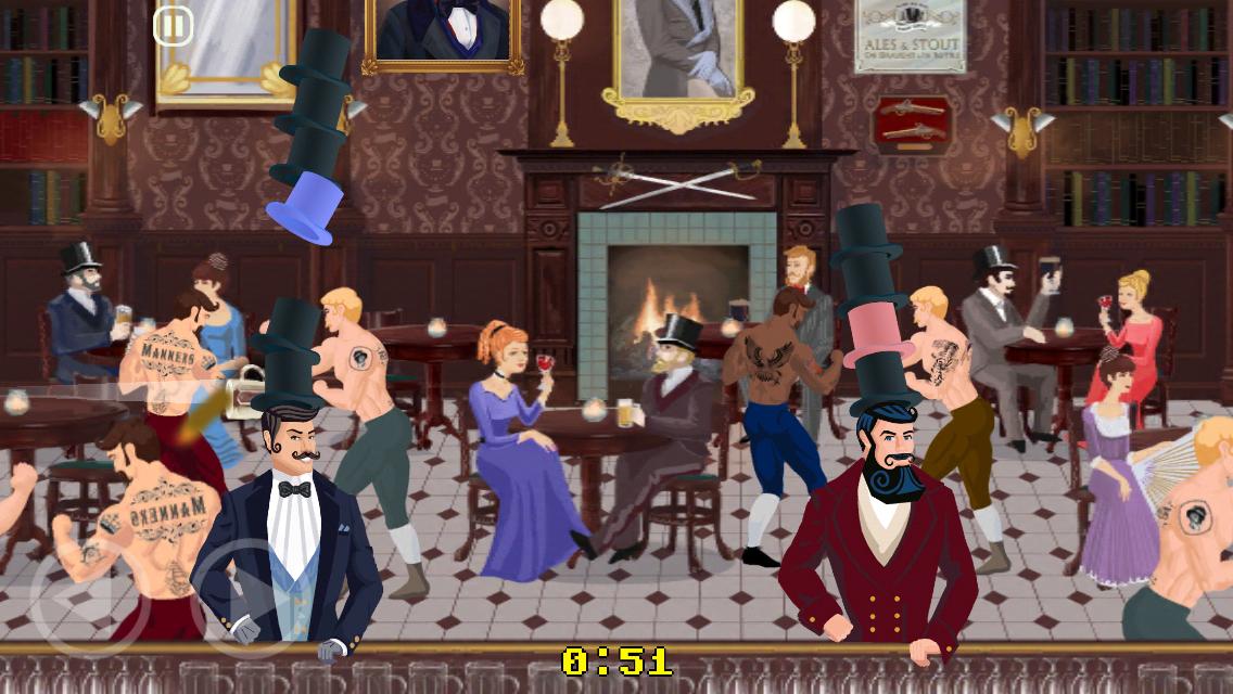 Max Gentlemen androidアプリスクリーンショット3