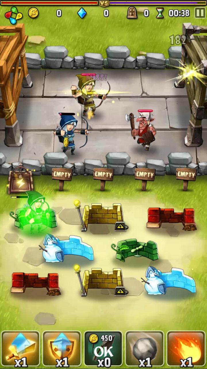 アーミー・オブ・ドラゴン androidアプリスクリーンショット1