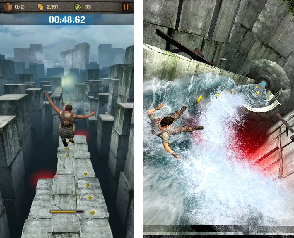 メイズ・ランナー(The Maze Runner) androidアプリスクリーンショット1
