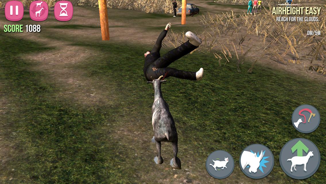 Goat Simulator androidアプリスクリーンショット2