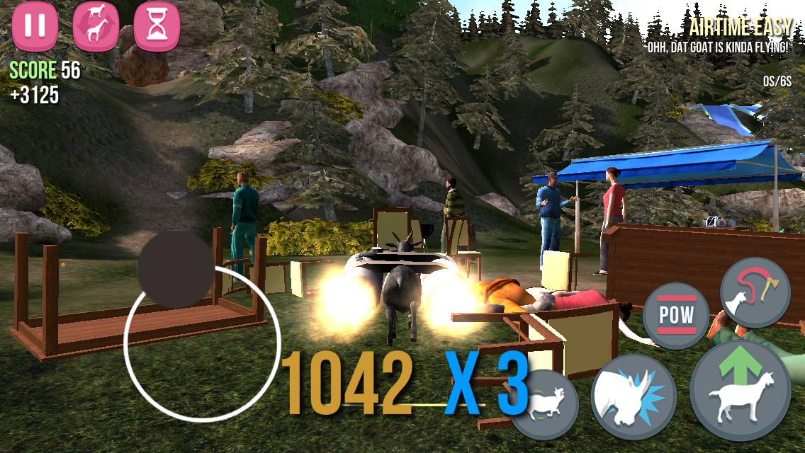 Goat Simulator androidアプリスクリーンショット3