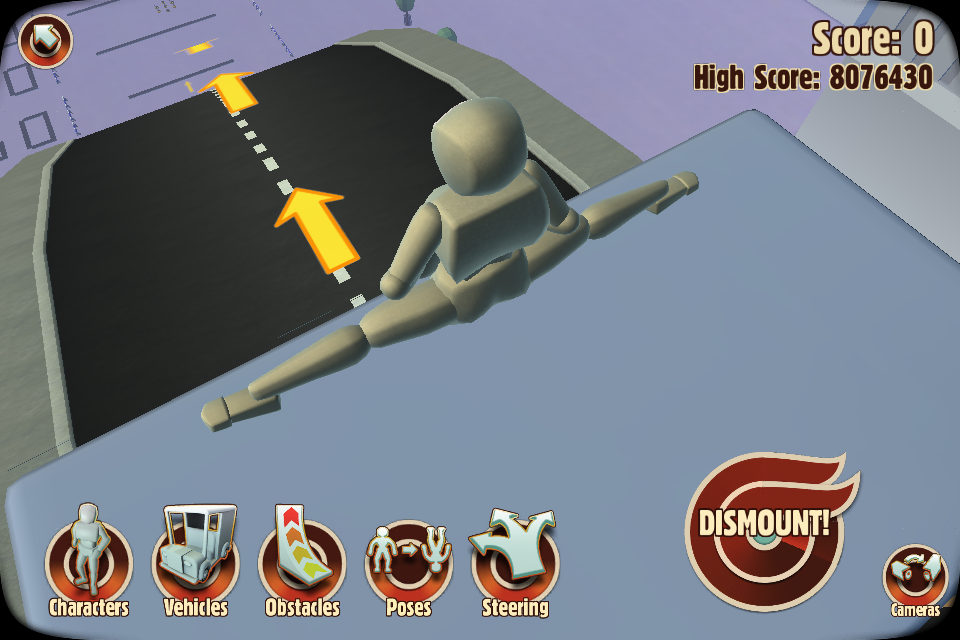 Turbo Dismount androidアプリスクリーンショット3