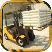 3D Fork Lift Parking