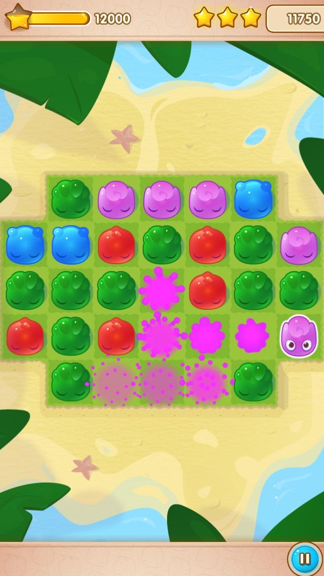 Jelly Splash androidアプリスクリーンショット1