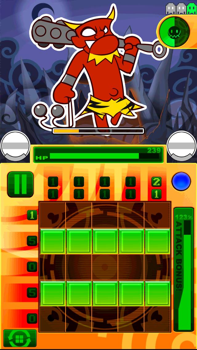 カタリベロジック androidアプリスクリーンショット1