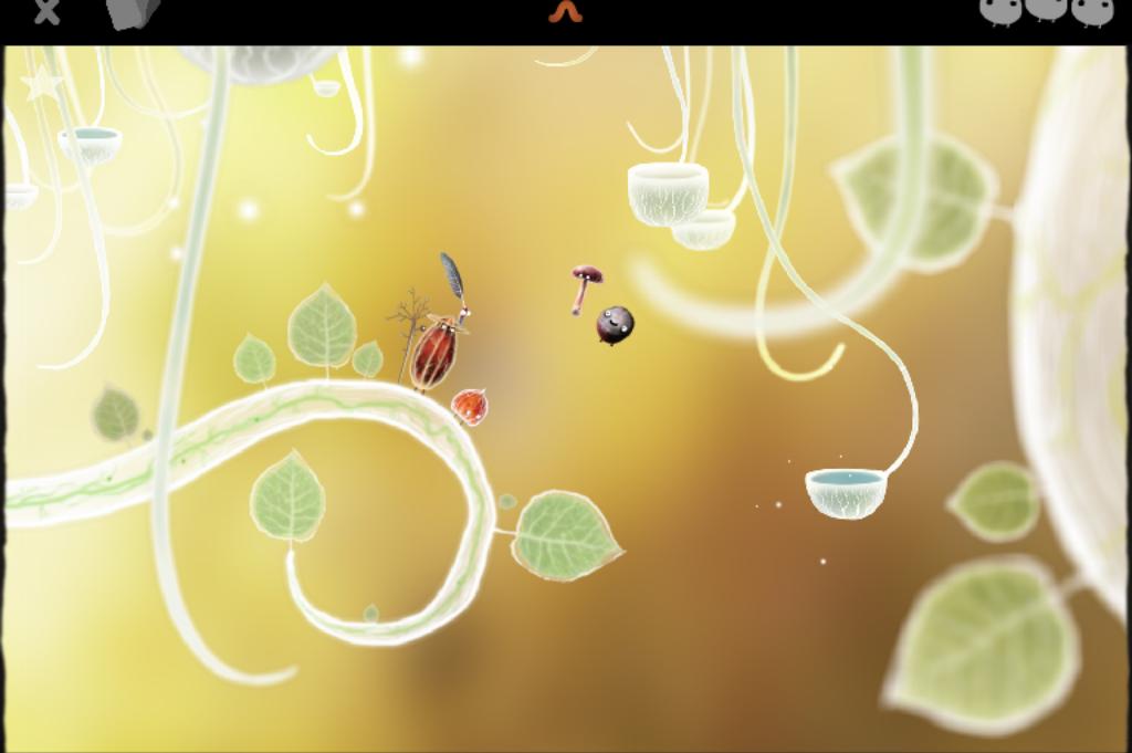 Botanicula androidアプリスクリーンショット1