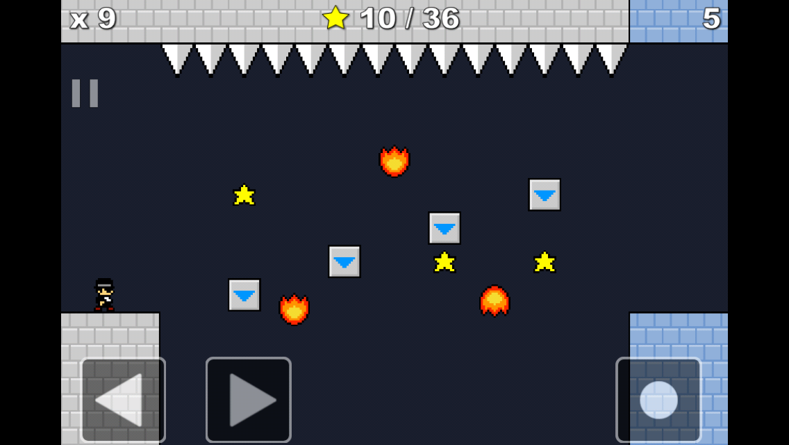 TrapMania androidアプリスクリーンショット1