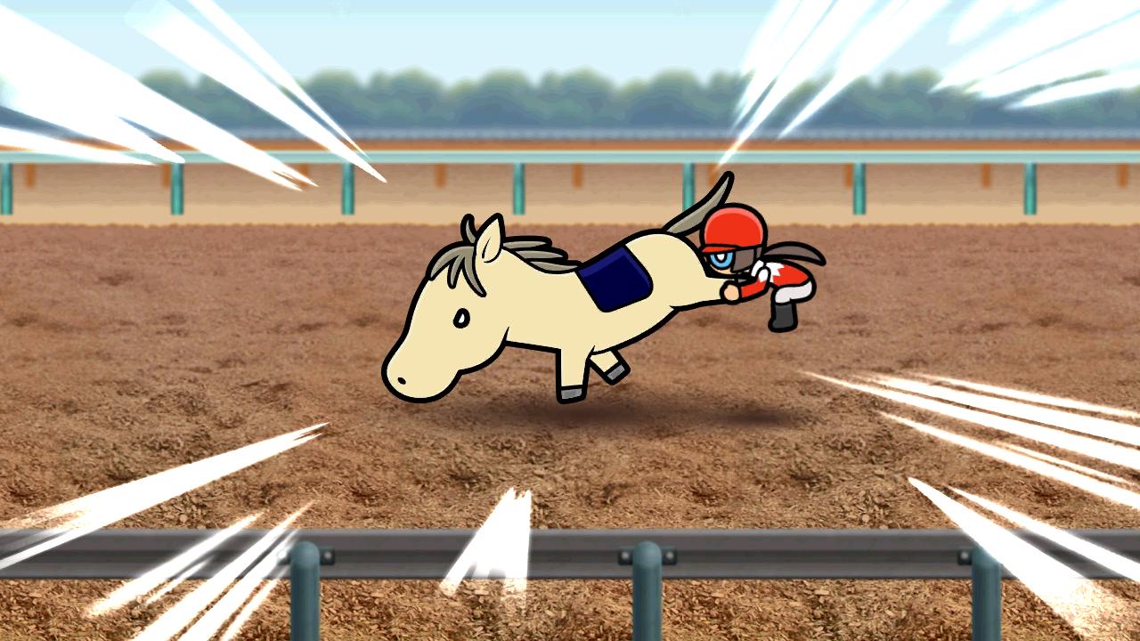 androidアプリ ソリティ馬攻略スクリーンショット2