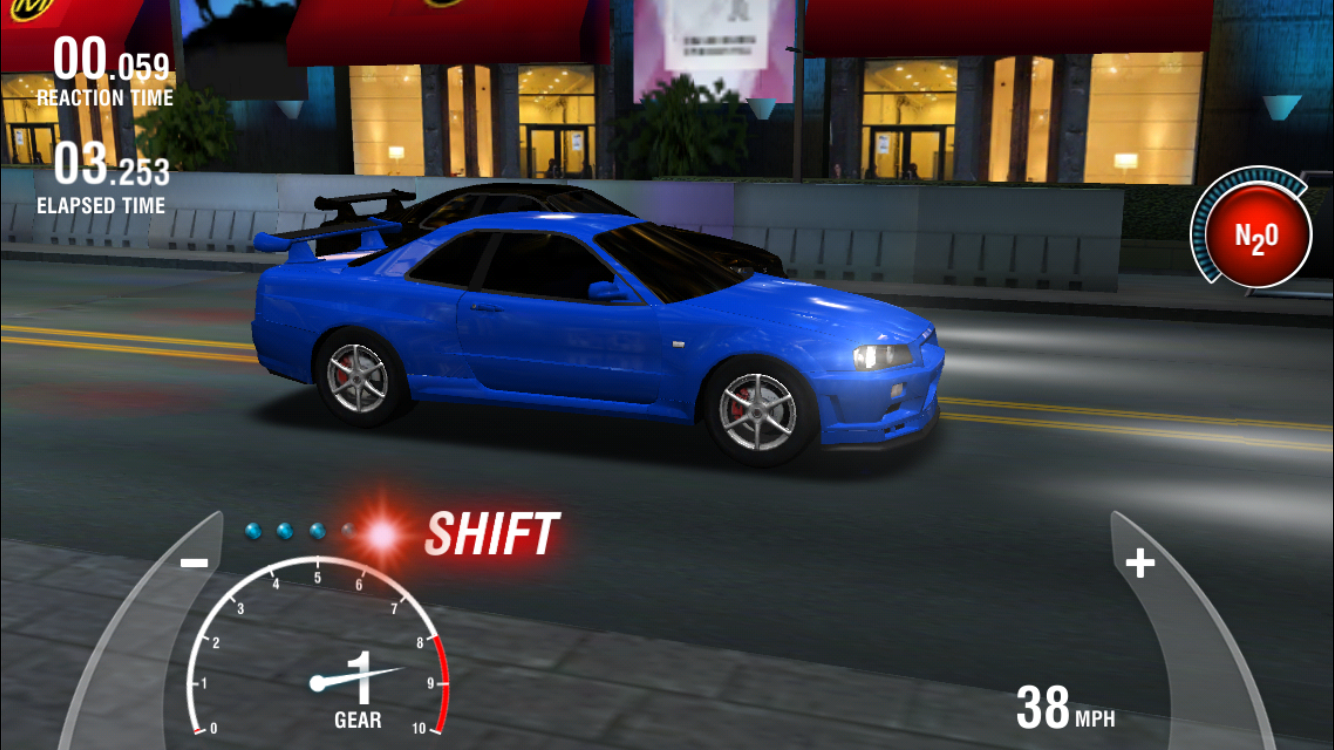 Racing Rivals androidアプリスクリーンショット1