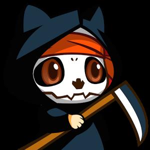 ねこ大乱闘(Naughty Kitties)