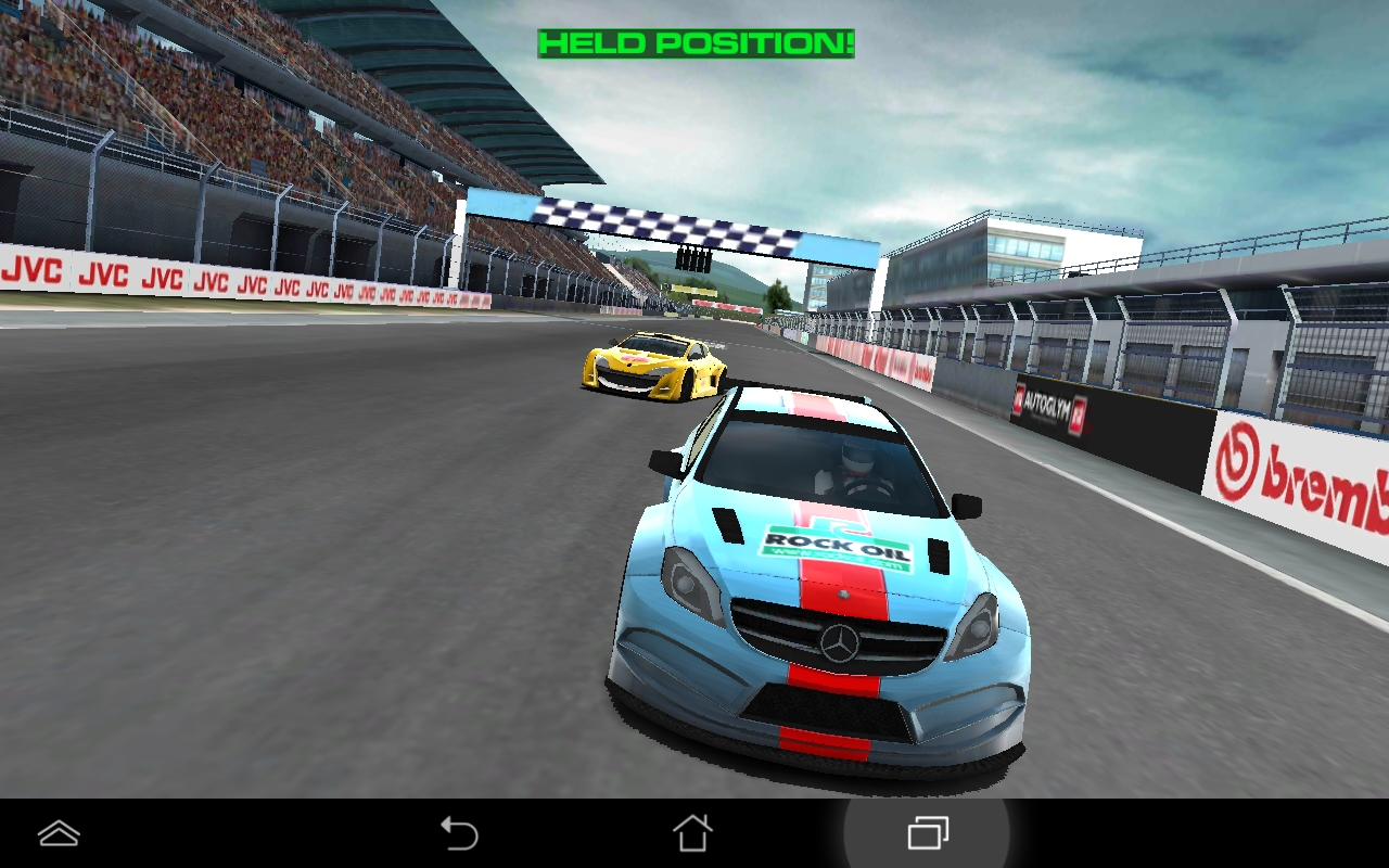 Race Team Manager androidアプリスクリーンショット1