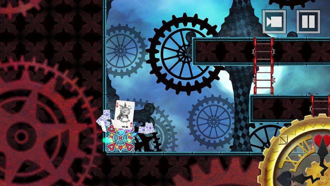 アリスと不思議な館 androidアプリスクリーンショット3