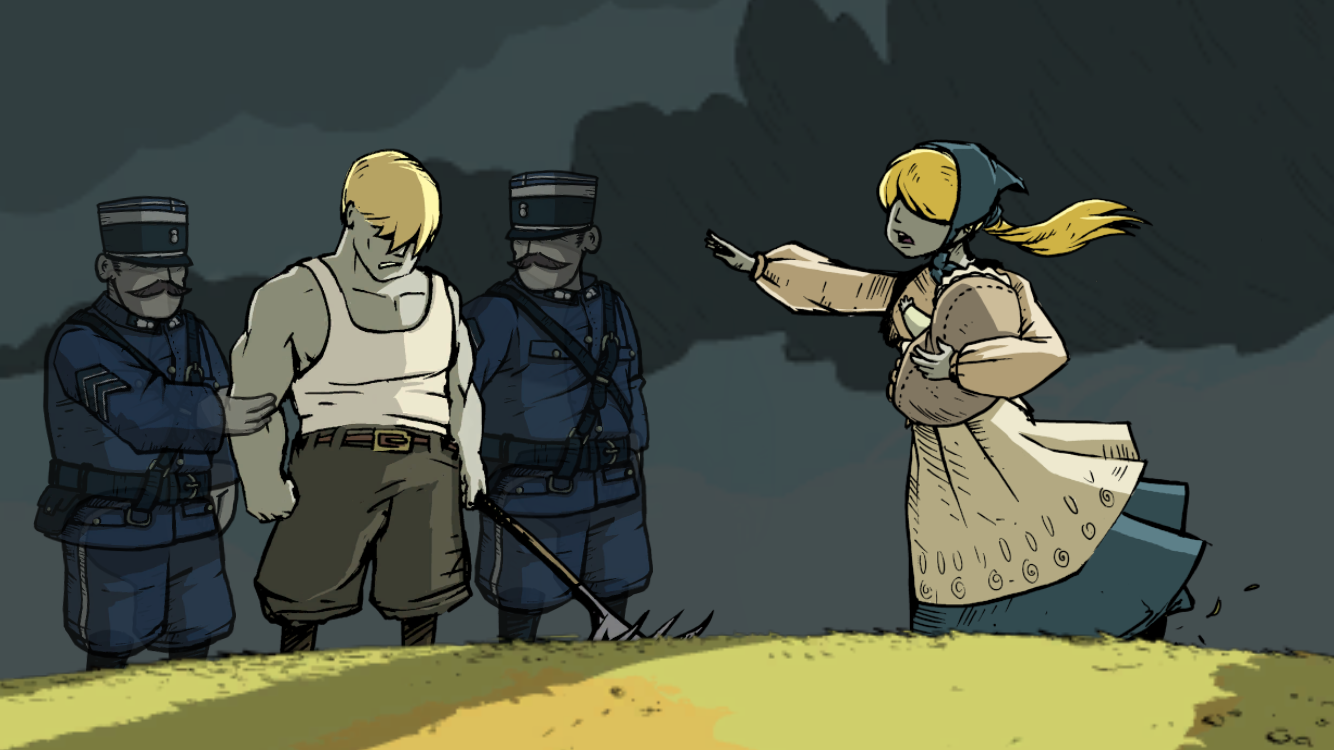 Valiant Hearts: The Great War androidアプリスクリーンショット1