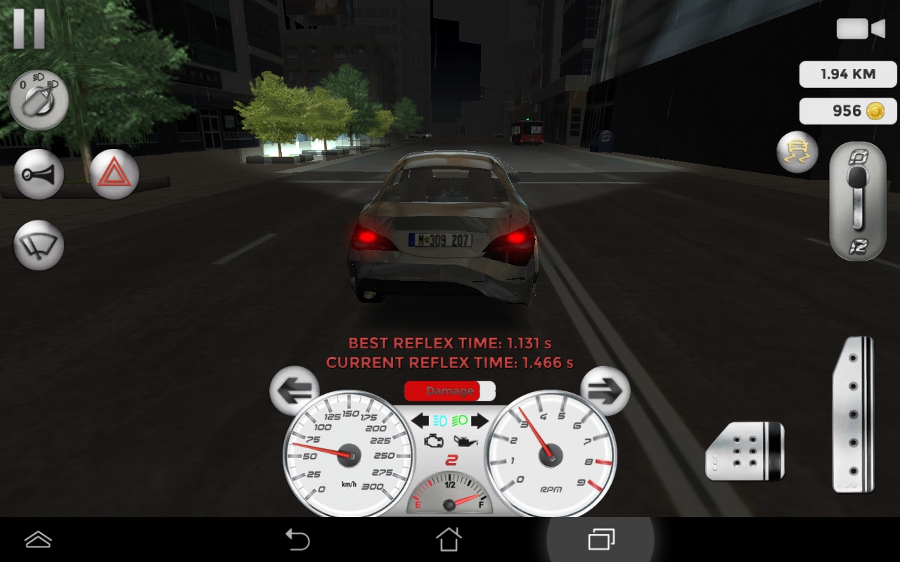 Real Driving 3D androidアプリスクリーンショット1