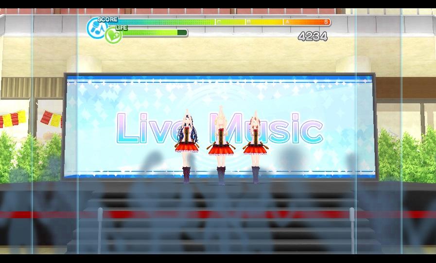 アイドルクロニクル androidアプリスクリーンショット1