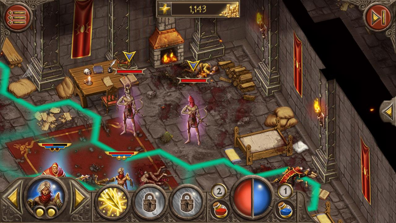 Devils & Demons androidアプリスクリーンショット1