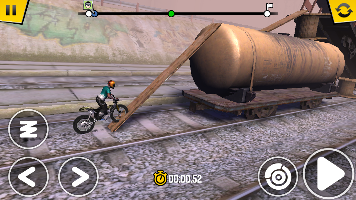Trial Xtreme 4 androidアプリスクリーンショット1