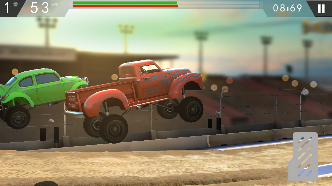 MMX Racing androidアプリスクリーンショット1