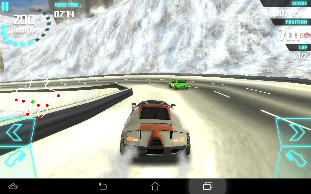 Arcade Drift 3D androidアプリスクリーンショット1