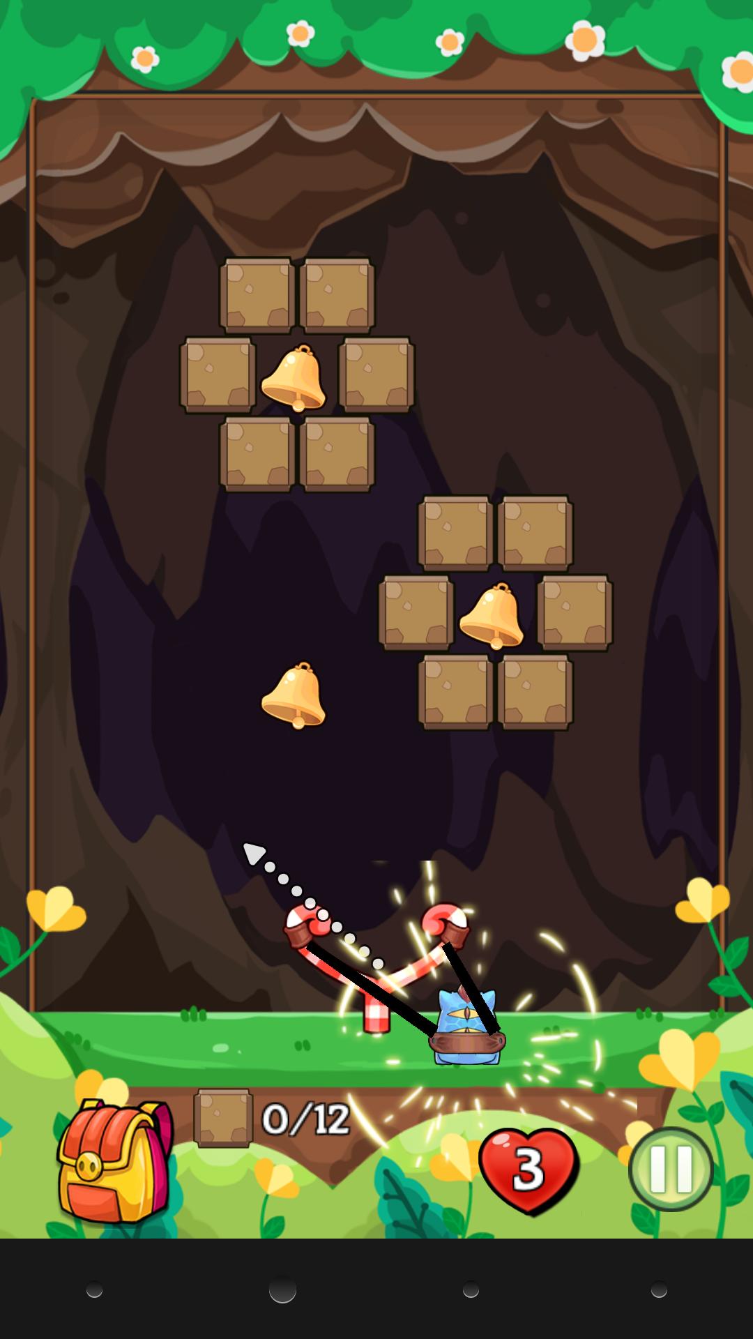 androidアプリ Tiny Gem Hunter攻略スクリーンショット4