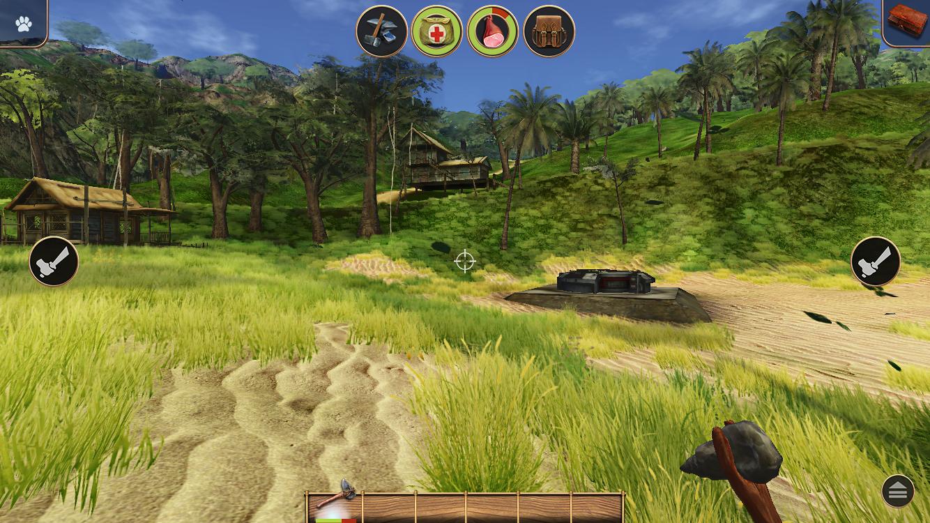 androidアプリ Radiation Island攻略スクリーンショット2