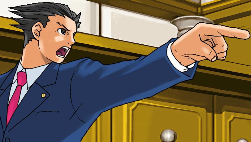 逆転裁判 123HD