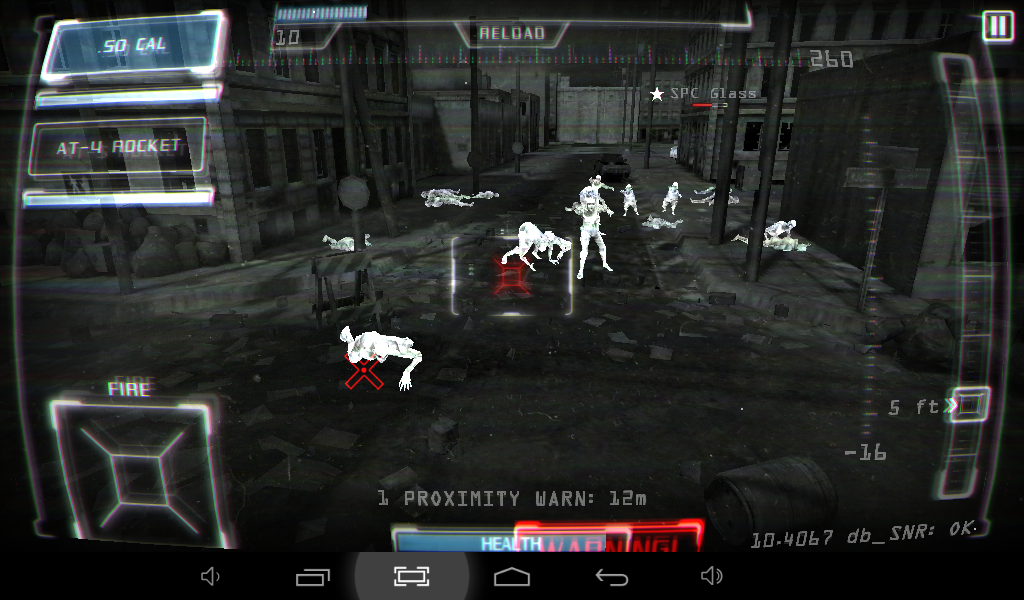 Gunner Z androidアプリスクリーンショット1