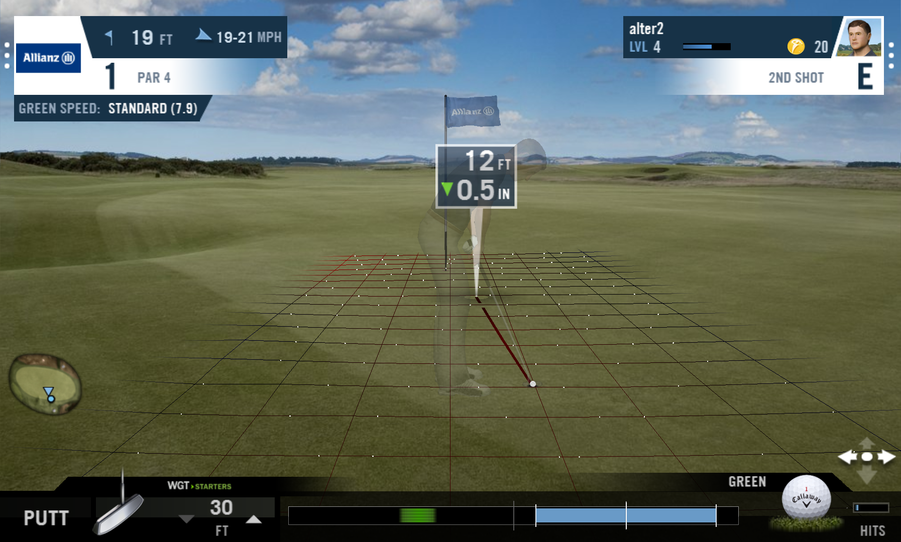 WGT Golf Mobile androidアプリスクリーンショット3