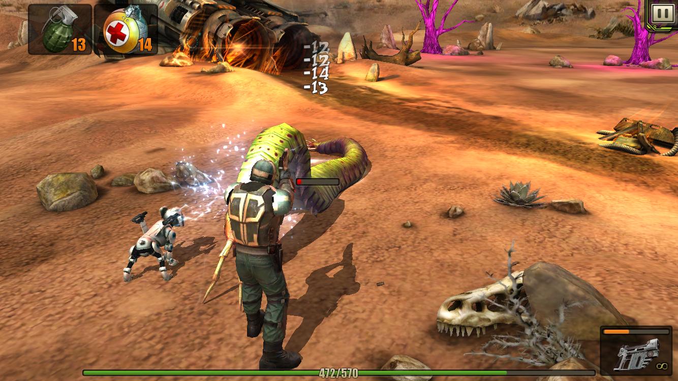 Evolution: Battle for Utopia androidアプリスクリーンショット1