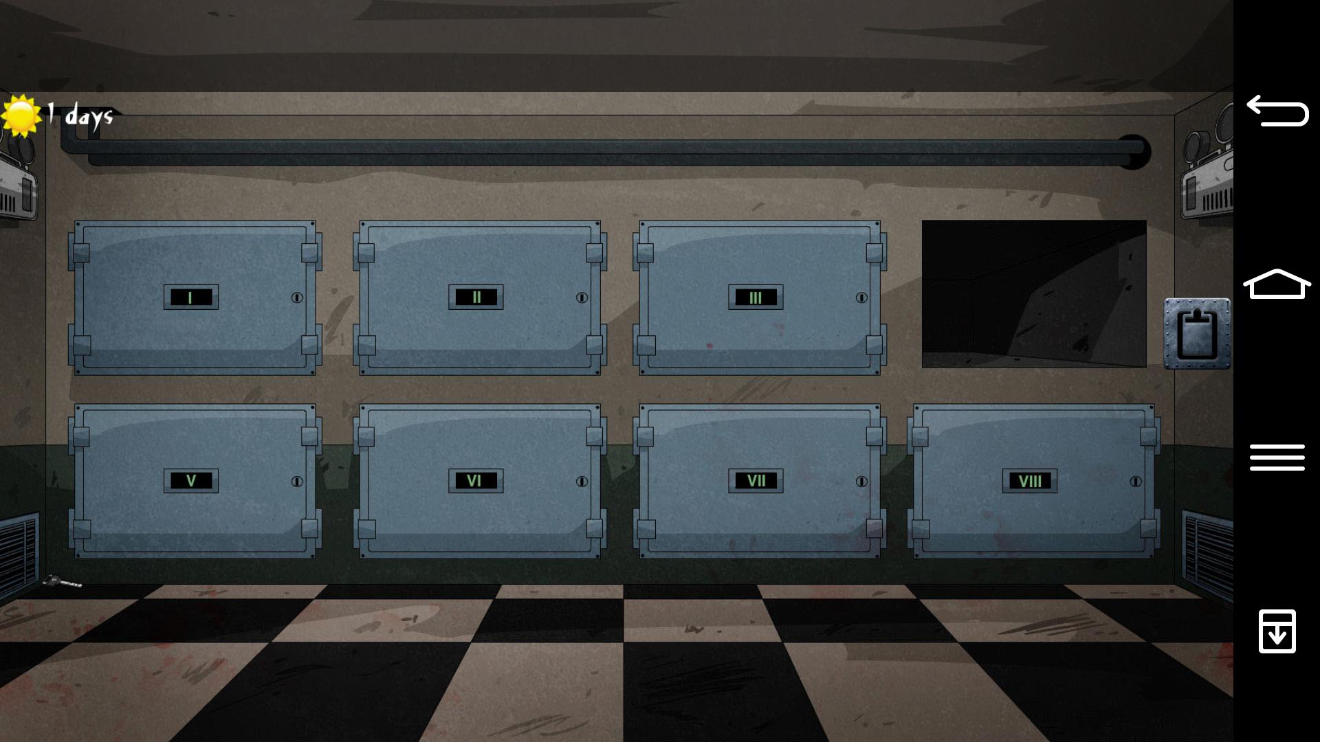 脱獄 3: 遺体安置所 androidアプリスクリーンショット1