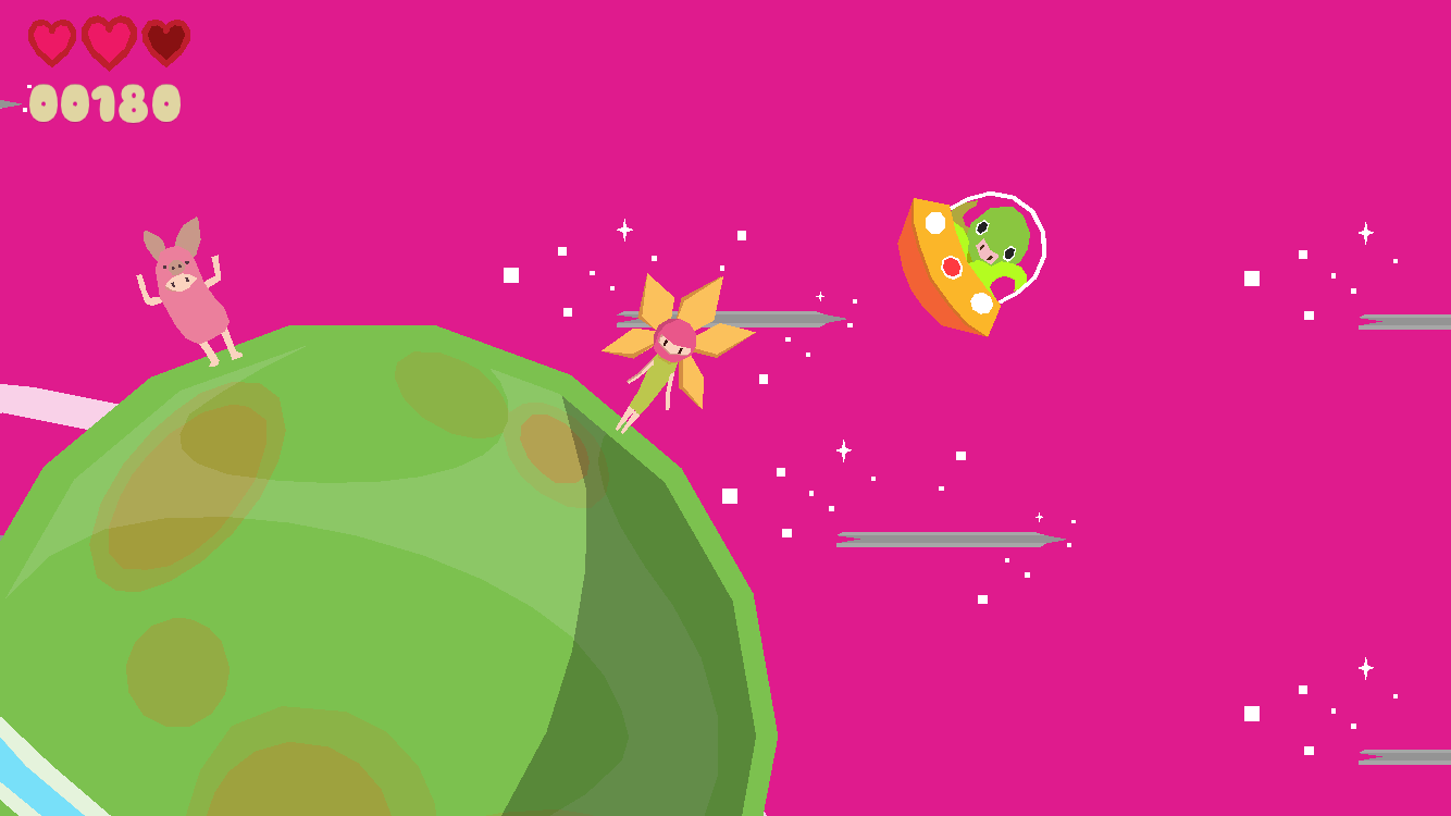 Planet Quest androidアプリスクリーンショット1