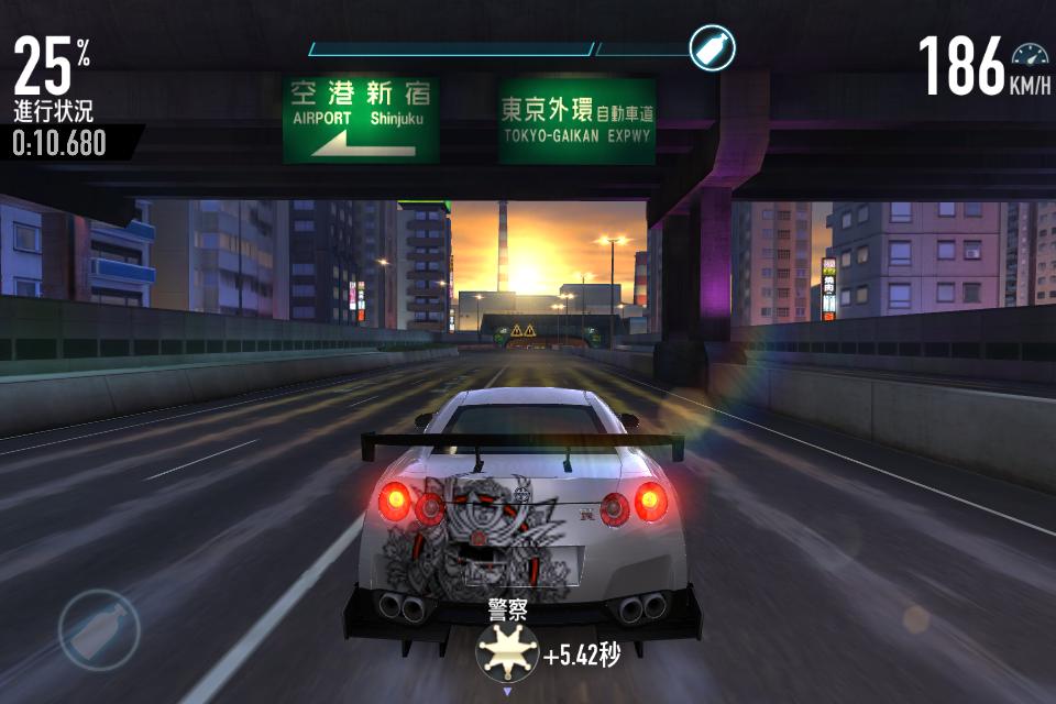 androidアプリ ワイルド スピード:レジェンド攻略スクリーンショット4