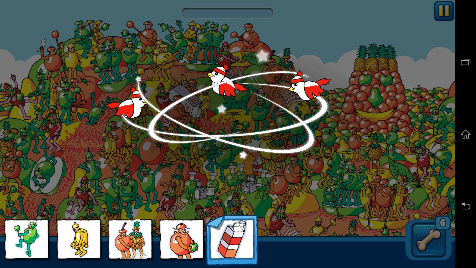 ウォーリー& Friends! androidアプリスクリーンショット2