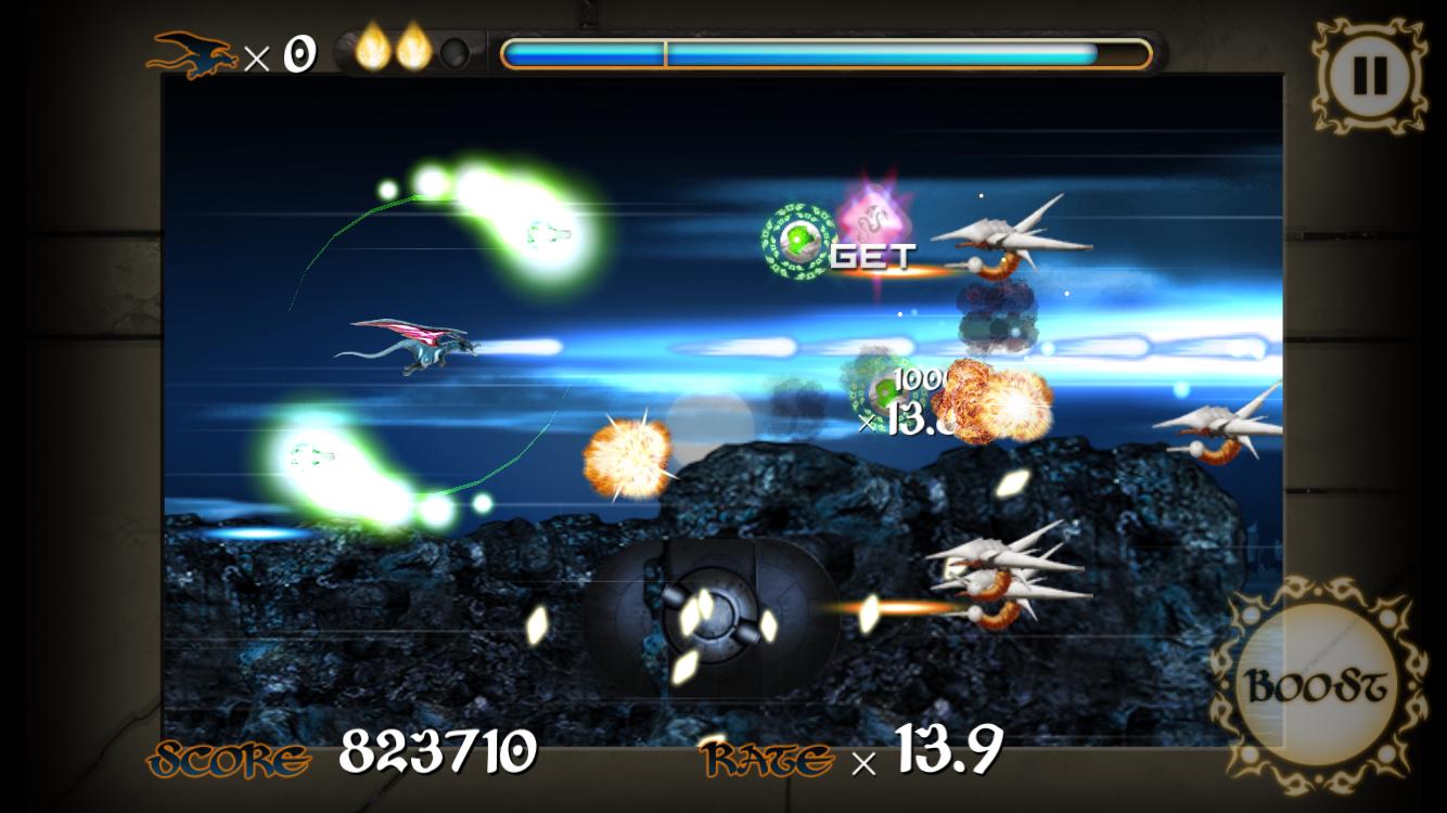 androidアプリ Mugen Vritra攻略スクリーンショット3