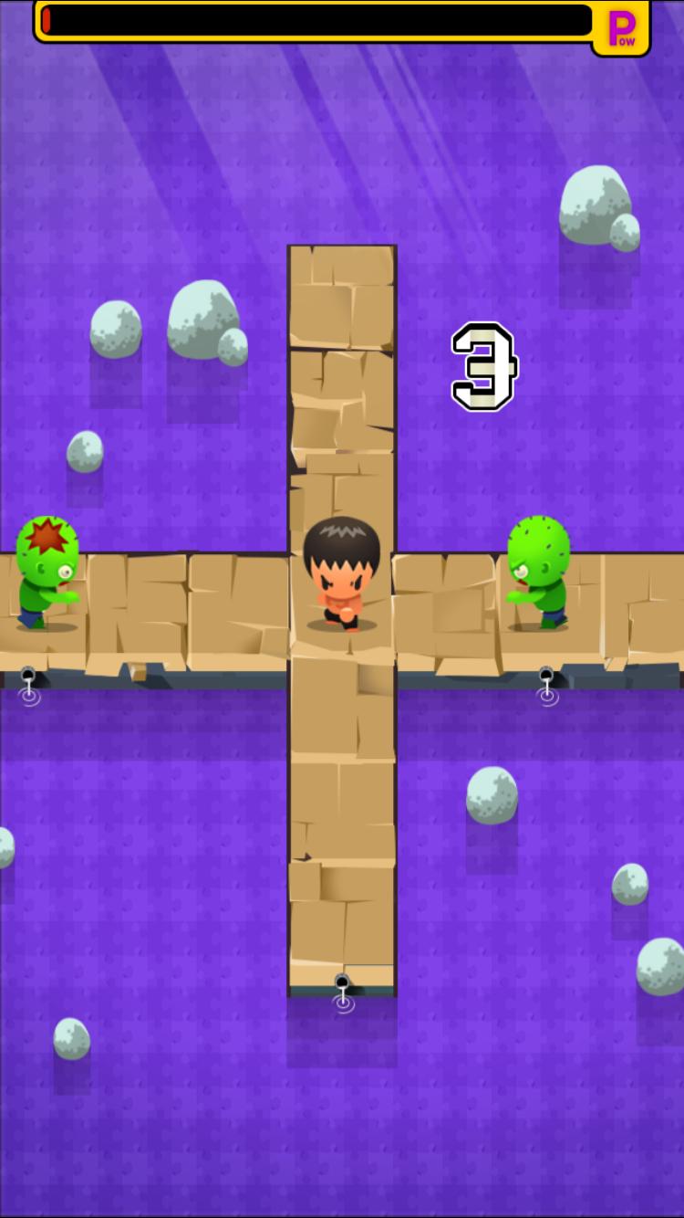 英雄の拳 - Fist of Heroes androidアプリスクリーンショット1