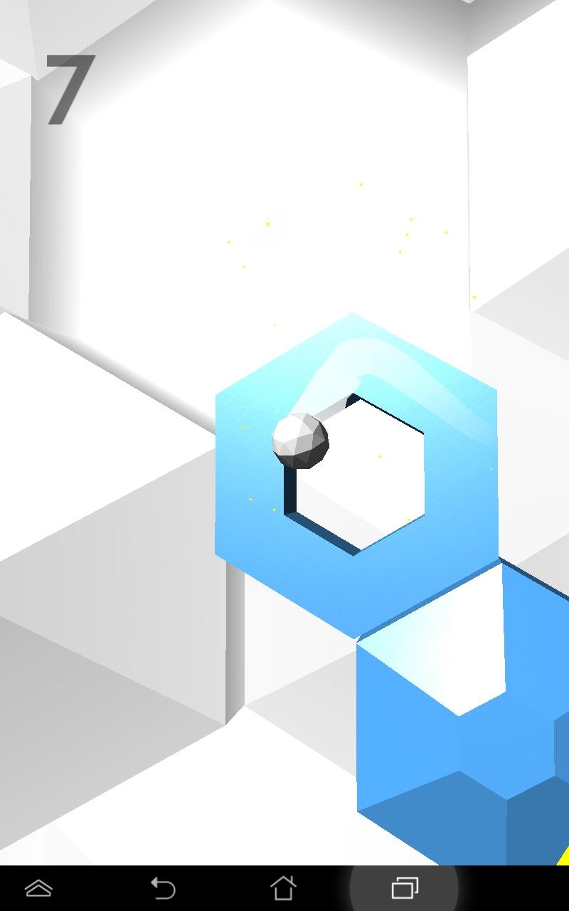 androidアプリ ティルタゴン (Tiltagon)攻略スクリーンショット2