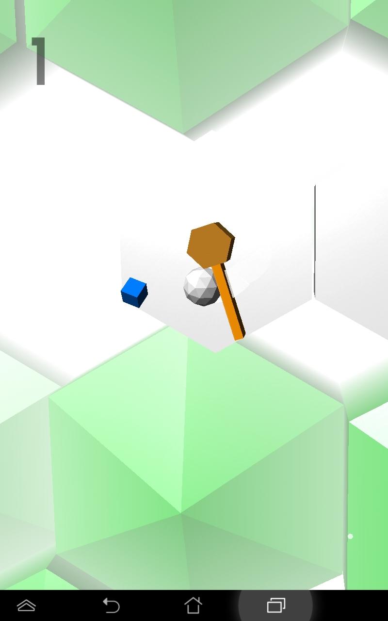 androidアプリ ティルタゴン (Tiltagon)攻略スクリーンショット3