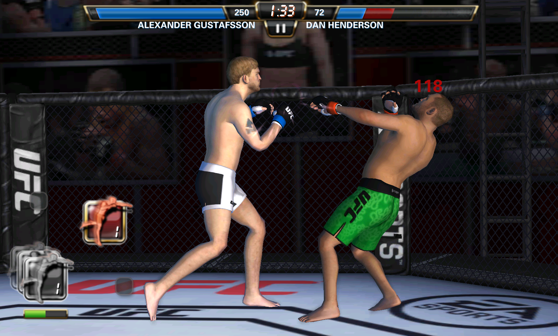 EA SPORTS™ UFC® androidアプリスクリーンショット1